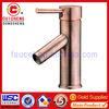 Antique brass single handle basin faucet for bathroom 2660B