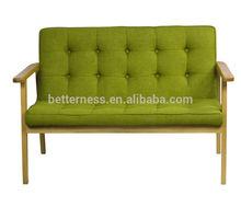 Modren Home Furntiure Comfortable Ash Wood Rest Sofa Chair