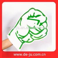 EVA Cheer For Competitor Foam Finger Gesture Wholesaler
