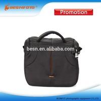Promotion Hard Style Pattern shoulder bag Nylon padded camera case for dslr camera