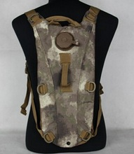 Water bag + 2.5 litres of the tank backpack suits