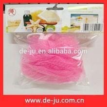Custom Dopp Bath Sponge All Colorful Flower Wholesale Sponge Factory