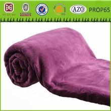 ali expres china super soft Coral fleece blanket