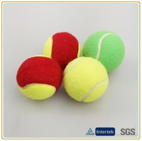 tennis ball custom logo for promotion high bounce 2.5'' size