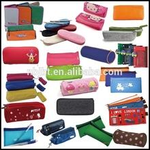 Top Quality Promotion Fashion Stationery Custom Pencil Case,Promotion Stylish Pencil Bag,Cheap Pencil Box