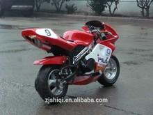 2015 new type powerfui hot sale 47cc pocket bike
