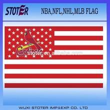 3ft*5ft St Louis Cardinals flag