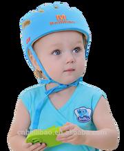 Cotton safty hat for babies infant protective helmet