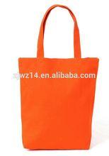 cotton satchel bag/ cotton bag shopping bags canvas tote bag/ foldable non woven bag