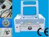 Auto Focus and 50w laser cutter engraver machine Laser Power vinyl cutting supplies