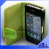 fashion combo rotating case for iphone 4 4s