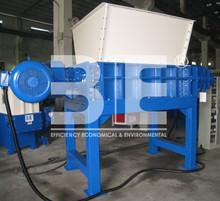 Plastic scrap cutting machine/Plastic shredding machine/Plastic shredder with CE certification