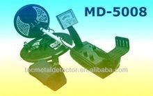 Affare caldo! Super pietre preziose metal detector, profondo metal detector a terra md-5008