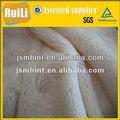 Vestuário forro de cortina almofada brinquedos de pelúcia poliéster malha suave pv tecido plush