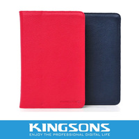 for kindle fire hd case-leather case K8404U