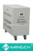 mingchuan single phase variac non-contact voltage stabilizer