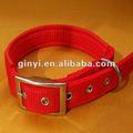 Personalizada de nylon collar de perro/correas para mascotas/cuello del animal doméstico