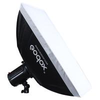 NEW PHOTOGRAPHIC EQUIPMENT Godox 160W Studio Photography Strobe Flash Light Lamp including 50x70cm softbox