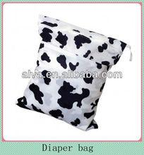 Alva Baby Carrying Wet Dry Cloth Diaper Bag