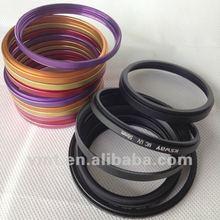 46mm,49mm,52mm,55mm,58mm,62mm,67mm camera lens adapter ring for Nikon