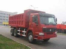 sinotruk 10-wheel 6x4 dump tipper truck