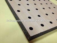 Acoustic Material for Auditorium