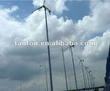 3KW CE RoHS IEC Approved Generator Wind Turbine For Home Use
