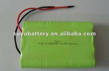 4.8V nimh SC3500mAh battery pack