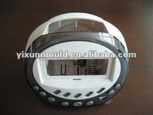 plastic injection molding electronic alarm clock case