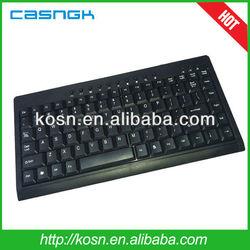 multimedia mini keyboard with usb port