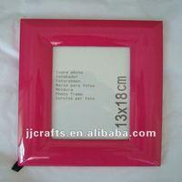 2012 Multi Plastic Photo Frames