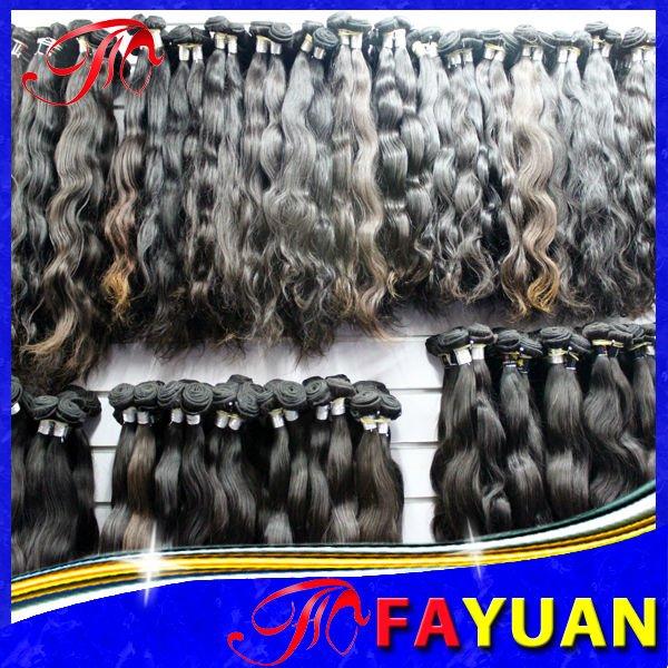 Wondeful natural color Cambodian Wavy Human Hair