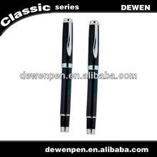 high class dewen luxury metal roller pen,heavy brass pen