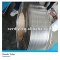 De refrigeración& intercambiador de calor de aluminio extruido tubo/coils3003 tubería, 3103 manufactuer