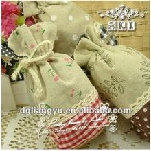 2013 new design hemp gift bags