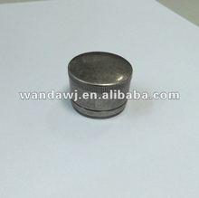 antique design screw zinc alloy perfume bottle cap