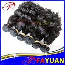 2015 best selling high quality 100% real virgin Brazilian deep wave hair