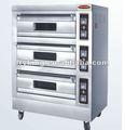 آلة الخبز خبز الفرن التجارية
