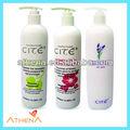 Natural de semillas de uva/flor de miel/lavanda blanqueamiento loción para el cuerpo