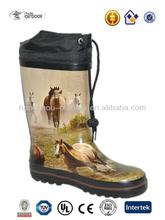 China Shoes Children,High Heel Raining Shoes,Kids Cheap Rubber Rain Boots