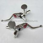 CNC double motorcycle racing bike brake levers