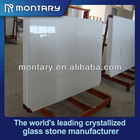 super white polished artificial marble stone price