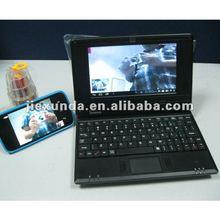 Cheap Mini Laptop 7 inch Web camera