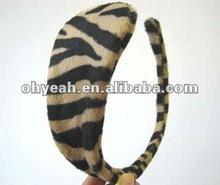 New design fashion tiger grain mini c string