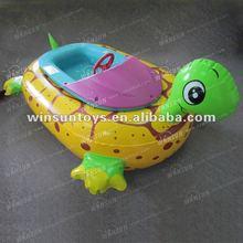 2012 newest aqua boat kiddie bumper boats