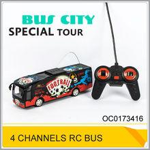 4ch coche de radio control rc con autobús oc0173416 luz