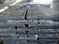 reciclaje de neumáticos de caucho reclamado