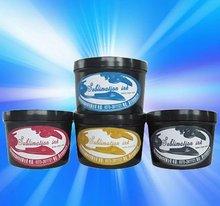2012 Top sale! Offset inks for litho transfer (CMYK)