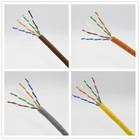 China Manufacturer UTP Cat6 network cable with OEM/ODM Service