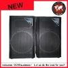 15'' audio pro sound speaker, floorstanding studio speakers, passive speaker in big power